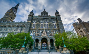 Georgetown University Washington